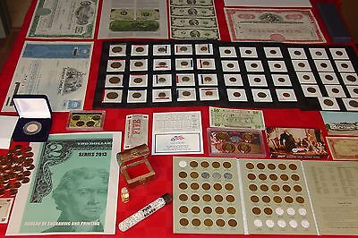 Huge Auction!! ~ Us Coin Collection Lot #127 ~ Gold ~ Silver ~ Estate ~ Bid Now!