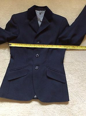 Navy Mears Child's Showing Jacket Size 26