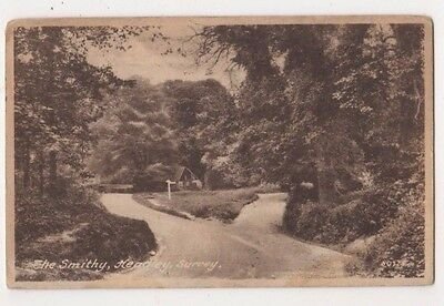 The Smithy Headley Surrey 1951 Postcard, B690
