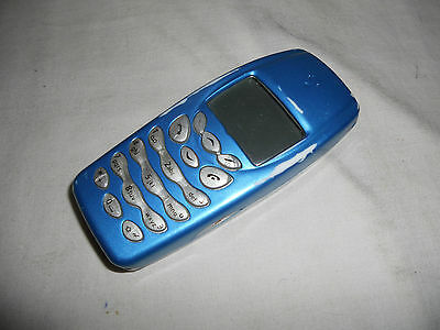 Retro NOKIA 3410 NHM-2NX Mobile Phone FULLY WORKING Clean GENUINE