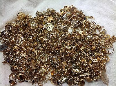 Large Collection Approx 2.5kg Earrings ALL ODDS  Vintage and Modern