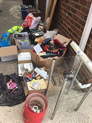 Large Job Lot Ideal For Car Boot