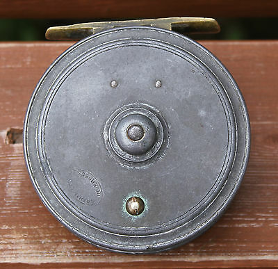 """Vintage Dingley Made For Graham & Co Inverness Trout Fly Reel 3"""""""