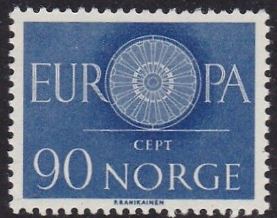Norway #387 Mnh Europa Cept 1960