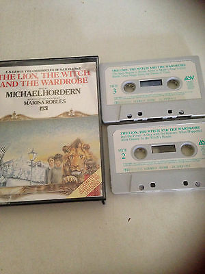 The Lion, The Witch And The Wardbrobe - C.s.lewis - Childrens Story Double Tape