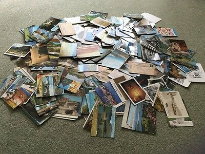 Job Lot of Over 1000 Assorted Postcards.