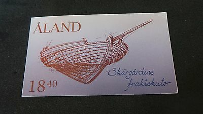 Iceland, Mint Condition Booklet, of 8 x Mint Stamps.