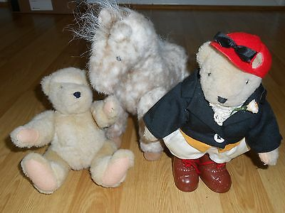 Large Muffy Vanderbear Lot Of Bears, Clothes, Accessories Total 30 Pcs