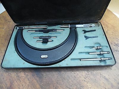 Moore & Wright Micrometer 50-150  No 942M