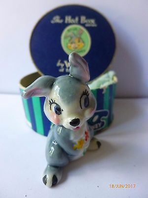 Wade Whimsie Thumper With Original Hat Box 2