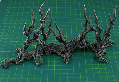 Deathworld Forest (64-97) Shardwrack Spines #1 Warhammer 40K Bitz