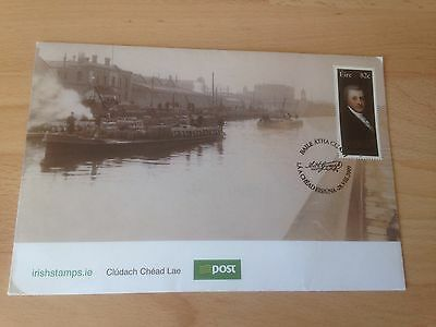 First Day Cover -250th Anniversary Of The Guinness Brewery In Ireland