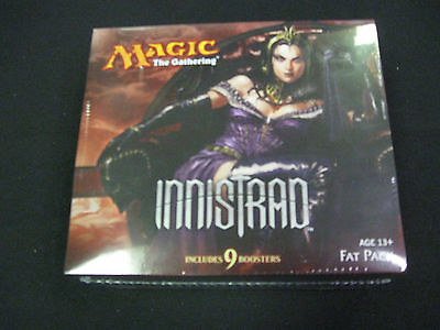 Magic MTG Innistrad Fat Pack Factory Sealed English