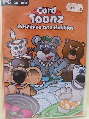 Crafting CD Rom - Card Toonz Pastimes and Hobbies