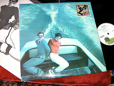 SPARKS  -     Propaganda,     ORIGINAL 1974 UK MATRIX 1 LP / inner