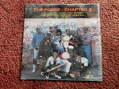 Various Artists..the Posse..chapter 2..usa..1St Press..12 Inch Lp..1988, Mint