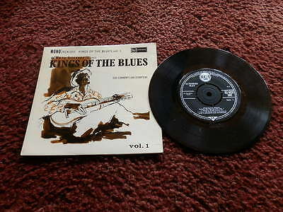 Alexis Korner. Kings Of The Blues..gus Cannon..7 Inch Ep..1961..superb