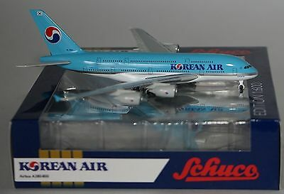 SCHABAK Airbus A380-861 Koreanische Air HL7621 in 1:600 scale