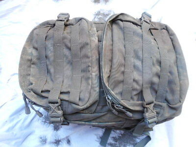 Us Spec Ops Brand Texas Usa T.h.e The Molle Patrol Pack Day Sack Acu Camo