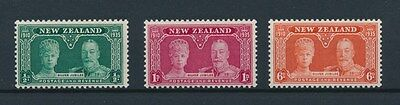 [90042] New Zealand 1935 good set Very Fine MNH stamps