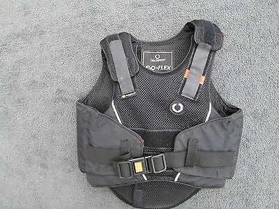 Champion Evoflex Childs Body Protector - Size XSC Regular (See size chart Photo)