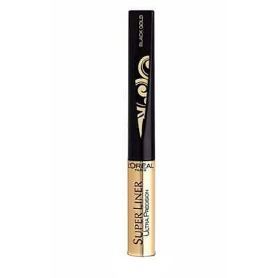 Loreal Super Liner Superliner Ultra Precision Eyeliner Black Gold