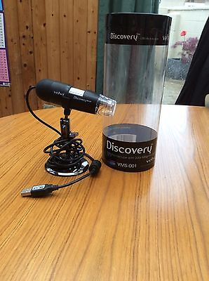 Discovery USB Microscope With 200x Magnification