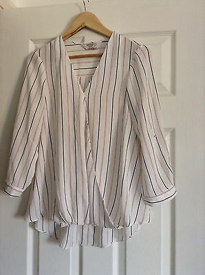 Gorgeous Dorothy Perkins Maternity   Top Size 6