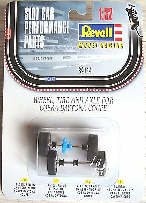 Revell Monogram 1/32: 89114 Shelby Cobra Daytona Coupe complete axle assy - NEW