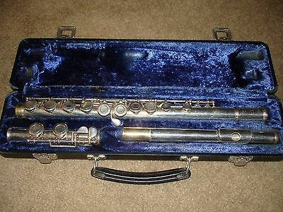 W.T. Armstrong Flute