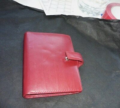 Filofax  Bromley  Pocket Organiser  Deluxe Smooth Leather -