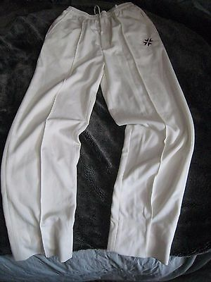 Crusader Sport cricket whites trousers 32/33