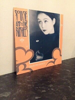 """siouxsie and the banshees Rare 7"""" P/s Dear Prudence Single Vinyl"""