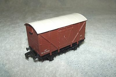Hornby Dublo Meccano - Rolling Stock - CONTAINED WAGON 12T.  Made in England