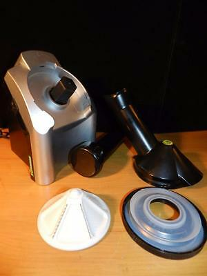 YONANAS ICE CREAM FROZEN TREAT YOGURT SORBET MAKER MACHINE  Model 901 XLNT Blk