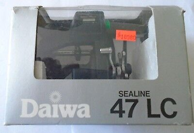 Daiwa Sealine 47 LC w Built-in Line Counter in orginal box with Instruction book