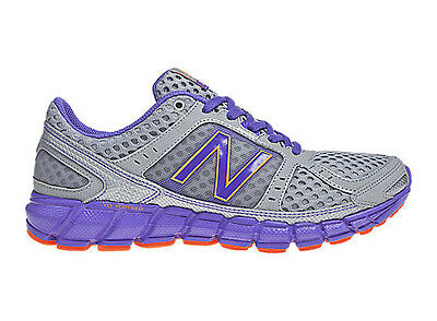 New Balance Women's W750PO1 8.5 Grey/Purple Running 750 Shoes