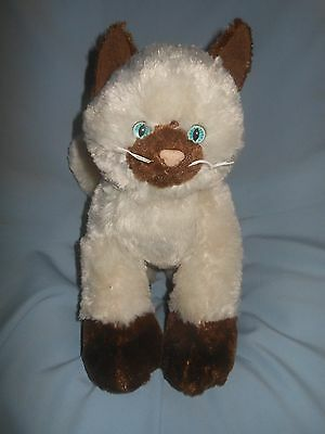 Build A Bear Siamese Kitty Cat HTF!!!