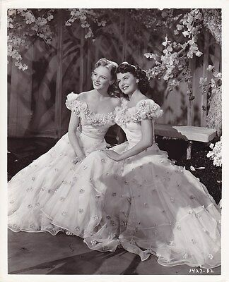 CYD CHARISSE DEE TURNELL Original Vintage 1948 WORDS & MUSIC MGM Portrait Photo