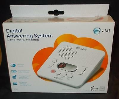 AT&T Digital Answering System With Time/Day Stamp New in Box