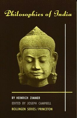 Philosophies of India (Works by Heinrich Zimmer) (Paperback), Zim. 9780691017587