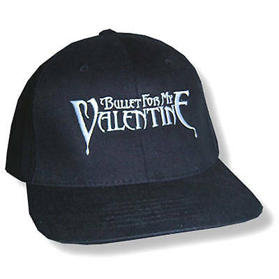 Bullet For My Valentine! Logo Baseball Hat Cap L/xl New