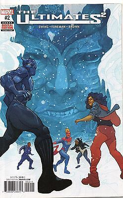 The Ultimates 2 #2 (NM)`17 Ewing/ Foreman  (1st Print)