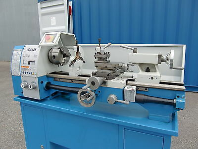 """22""""x10"""" (550x250mm) Quick Change Gearbox Metal Lathe With Stand"""