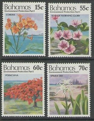 Bahamas Sg970/3 1993 Environment Protection Mnh