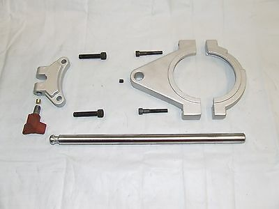 Ammco 4000 Brake Lathe Spindle Lock Rod Assembly 9999 9998 9592 6854 9645