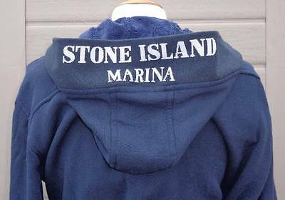 Stone Island Marina Dressing Gown Rrp £250 New With Tags Size Xl