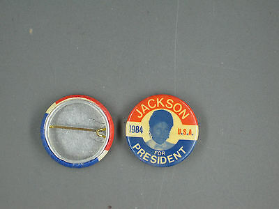 Rare Vintage Michael Jackson  Button Pin