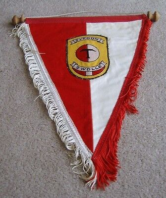 Tyfoon Zwolle Football pennant from The Netherlands, probably amateur related