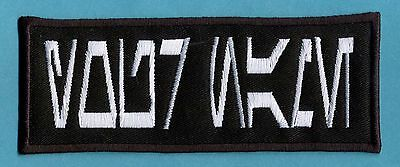 "Iron on Custom Star Wars Aurebesh Name Tag Patch - ""YOUR NAME"""